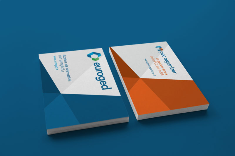 Euroged corporate design