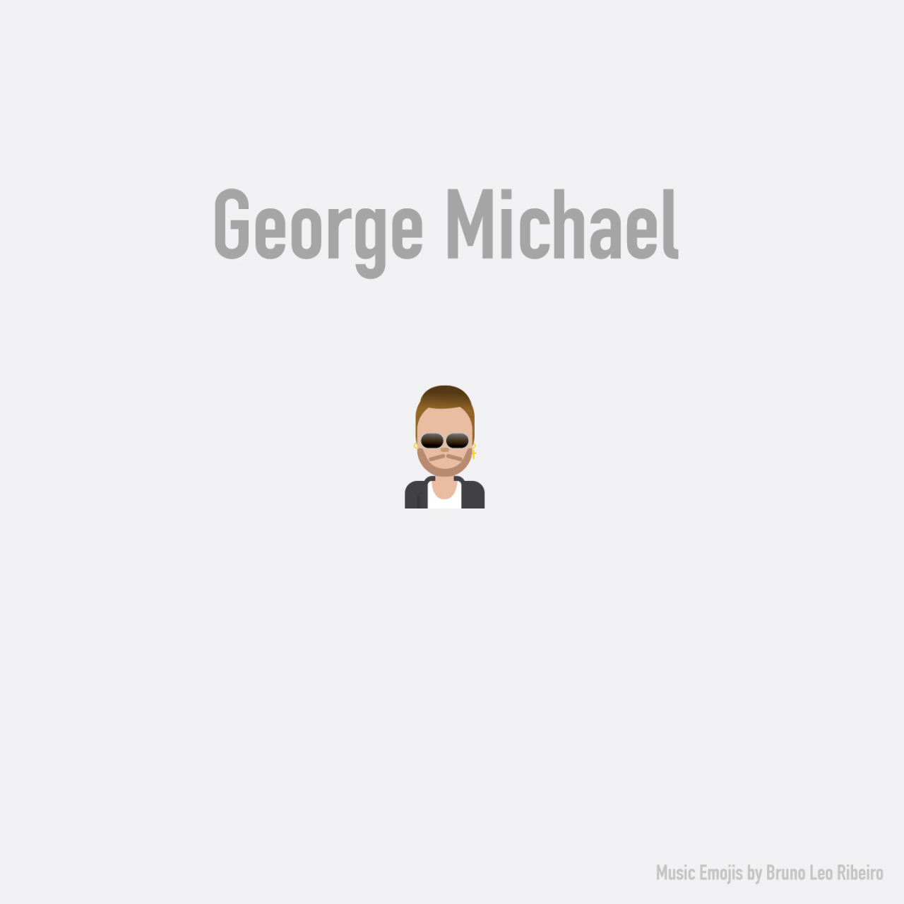 George Michael emoji