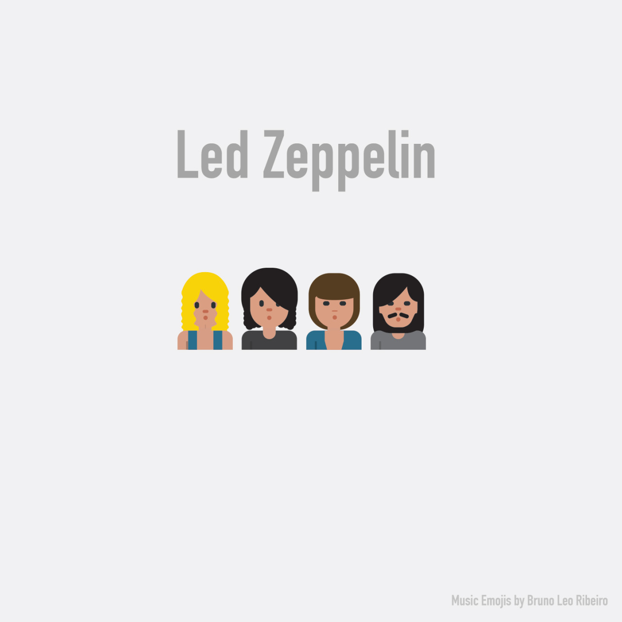 Led Zeppelin emoji
