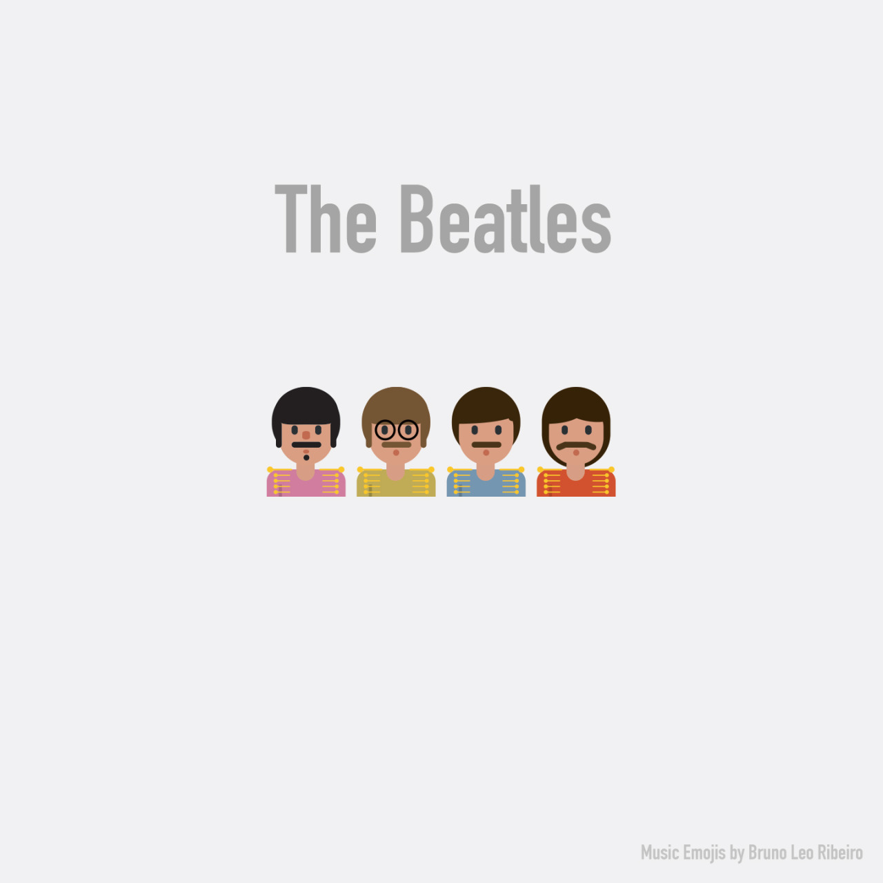The Beatles emoji