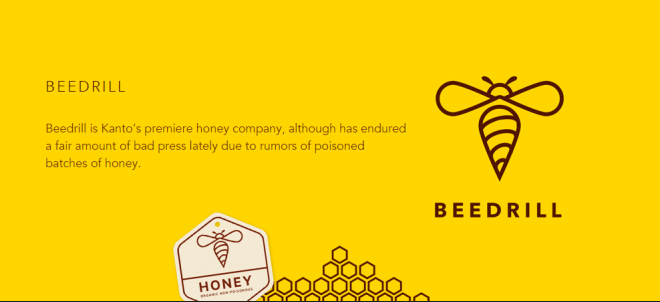 honey company, cartone