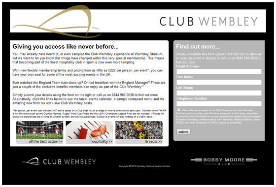 Club Wembley